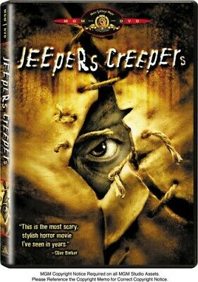 Jeepers Creepers (Widescreen/Full Screen DVD