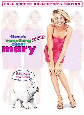 Theres Something More About Mary (Full S DVD
