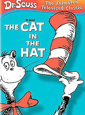 Dr. Seuss: The Cat in the Hat DVD