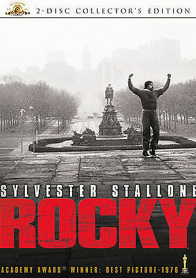 Rocky (Two-Disc Collectors Edition) DVD