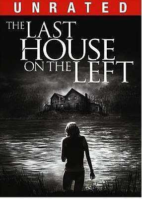 The Last House on the Left (Rated & Unra DVD
