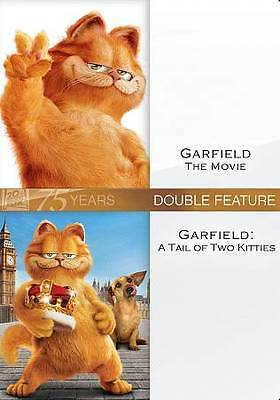 Garfield (The Movie / Tale of Two Kittie DVD
