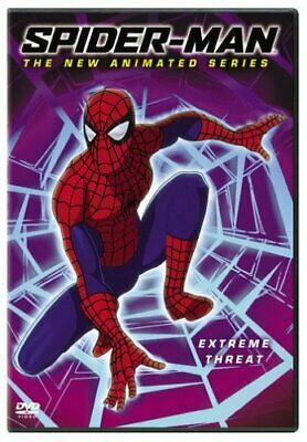 Spider-Man - The New Animated Series - E DVD
