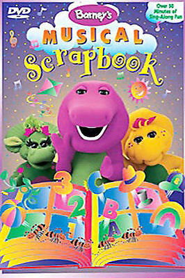 Barneys Musical Scrapbook DVD