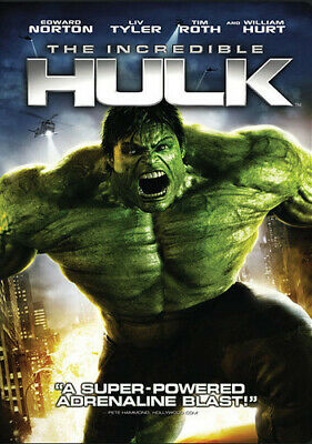 The Incredible Hulk (Widescreen Edition) DVD
