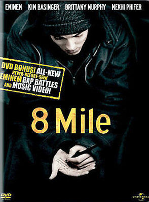 8 Mile (Widescreen Edition with Censored DVD