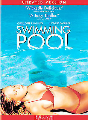 Swimming Pool (Unrated Version) DVD