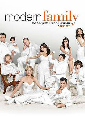 Modern Family: The Complete Second Seaso DVD