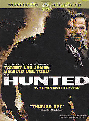 The Hunted (Widescreen Edition) DVD