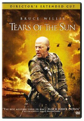 Tears Of The Sun (Directors Extended Cut DVD