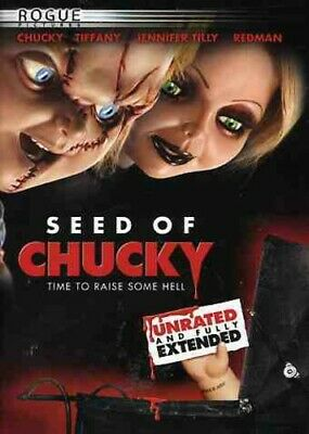 Seed of Chucky (Unrated And Fully Extend DVD