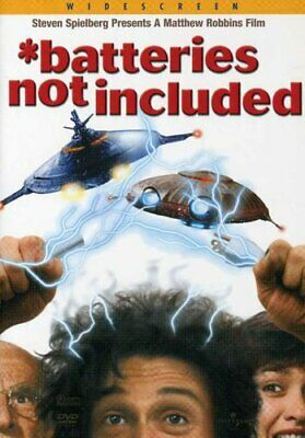*Batteries Not Included DVD