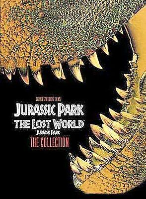 Jurassic Park: The Collection (Jurassic DVD