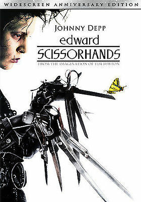 Edward Scissorhands: 10th Anniversary DVD