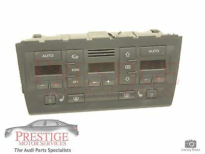 Audi A4 B7 Cabriolet Climate Control Unit For Heated Seats  8E0820043BM #2