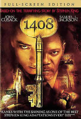 1408 (Full Screen Edition) DVD