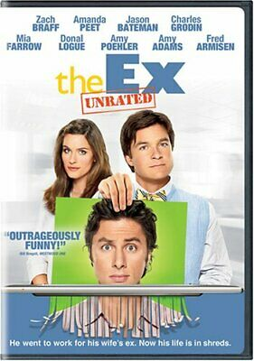 The Ex (Unrated Widescreen Edition) DVD