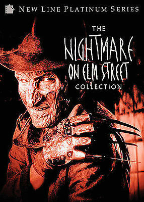 The Nightmare on Elm Street Collection ( DVD