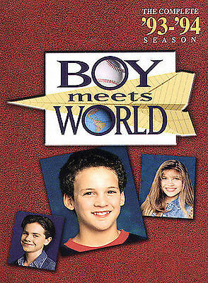 Boy Meets World - The Complete First Sea DVD