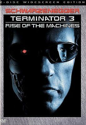 Terminator 3: Rise of the Machines (Two- DVD