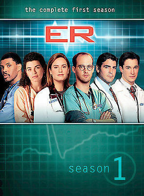 ER: The Complete First Season DVD