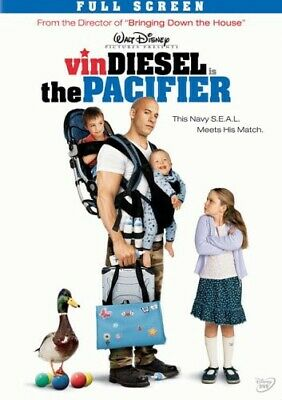 The Pacifier (Full Screen Edition) DVD