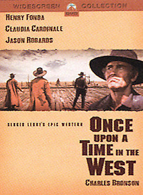 Once Upon a Time in the West (Two-Disc S DVD