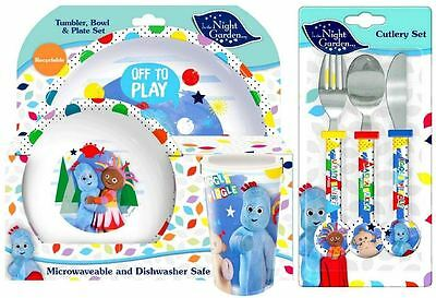 Spearmark 6 Piece In The Night Garden Dinner and Cutlery Set