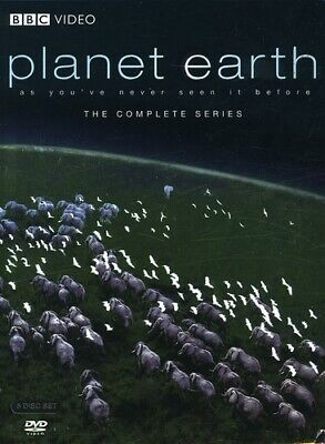 Planet Earth: The Complete BBC Series DVD