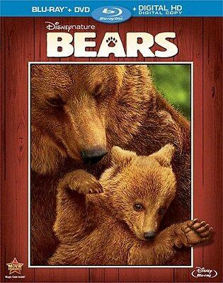Disneynature's Bears [New Blu-ray] With DVD, Widescreen, 2 Pack, Ac-3/Dolby Di