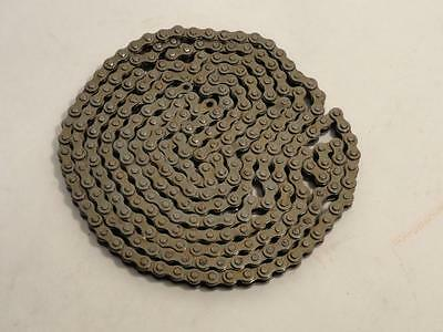 138746 Old-Stock, Diamond  X-1292-010 Riveted Chain #35, 10'L (no Master-Link)