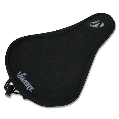 Vavert Cycle Bicycle Bike Gel Saddle Seat Padded Cover - Size 228mm or 285mm