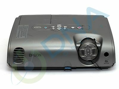 epson emp x3 3lcd projector used 1989 lamp hours lamp. Black Bedroom Furniture Sets. Home Design Ideas