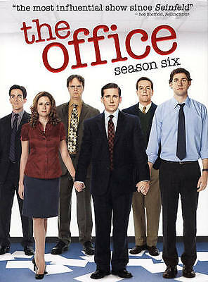 The Office: Season Six DVD
