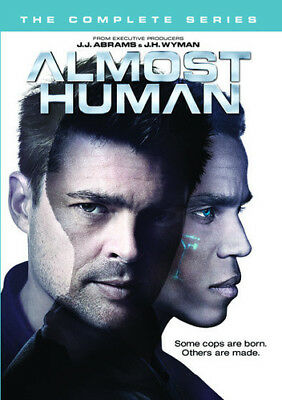 Almost Human: The Complete Series [New DVD] Manufactured On Demand, Mono Sound