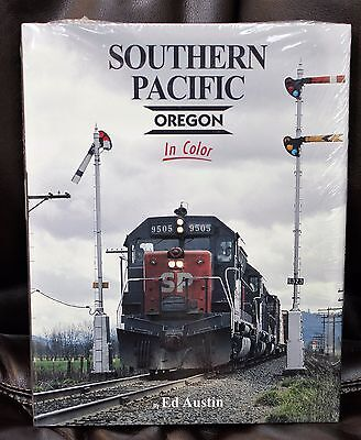 MORNING SUN BOOKS - SOUTHERN PACIFIC - OREGON - In Color - HC 128 Pages