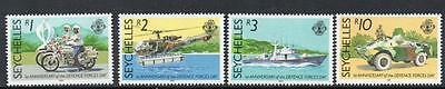 Seychelles MNH 1988 The 1st Anniversary of Defence Forces Day