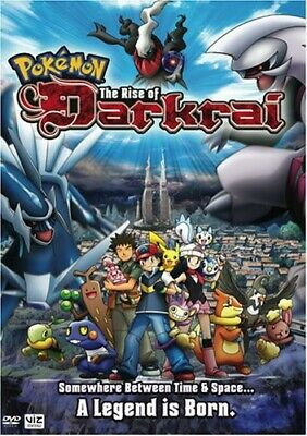 Pokemon Movie - The Rise of Darkrai DVD