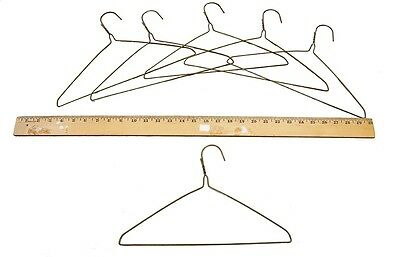 "13"" 13 ga Clothes Hangers / Hanger for Children / Kid box of 100"