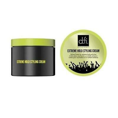 D:fi Extreme Hold Styling Cream Creme 150g (FREE 48Hr TRACKED DELIVERY)