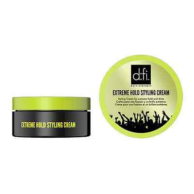 D:fi Extreme Hold Styling Cream Creme 75g