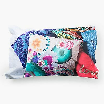 Taie d'oreiller rectangulaire MESSY BED LEFT  Desigual