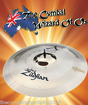 Zildjian 18'' A Custom Rezo Crash Cymbal