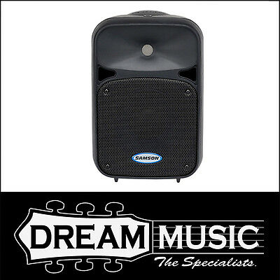 Brand New Samson Auro D208 - 200W 2-Way Active Loudspeaker PA Speaker RRP$419
