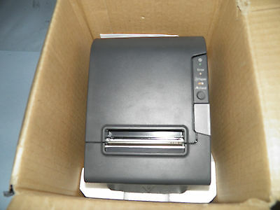 NEW Epson TM-T88V  M244A Thermal POS Receipt Printer with Power Plus USB cable