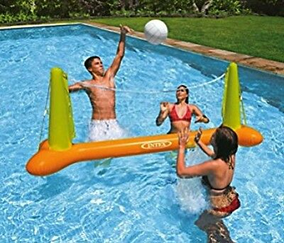 Intex Pool Volleyball Game Inflatable Water Game Fun Toy Family Game NEW
