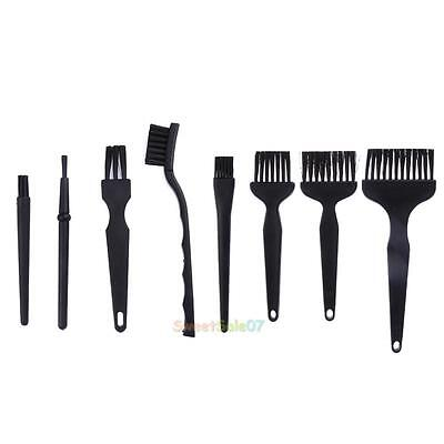 8pcs ESD Safe Anti Static Brush Cleaning Tool for Mobile Phone Tablet PCB repair
