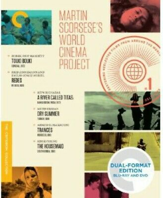 Martin Scorsese's World Cinema Project (Criterion Collection) [New Blu-ray]