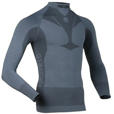 Forcefield Technical Motorcycle Base Layer Long Sleeve Shirt Men January Sale