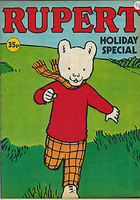 Rupert Holiday Special 1979